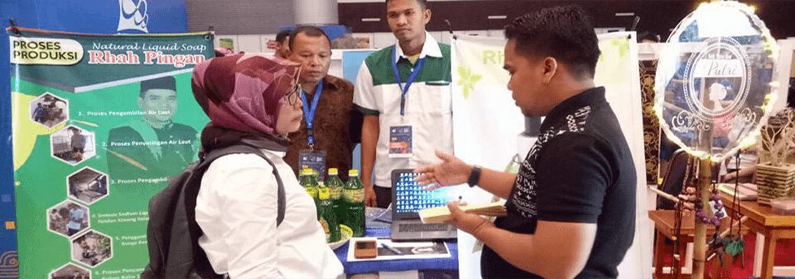 Expo Inovator Inovasi Indonesia 2017, Surabaya