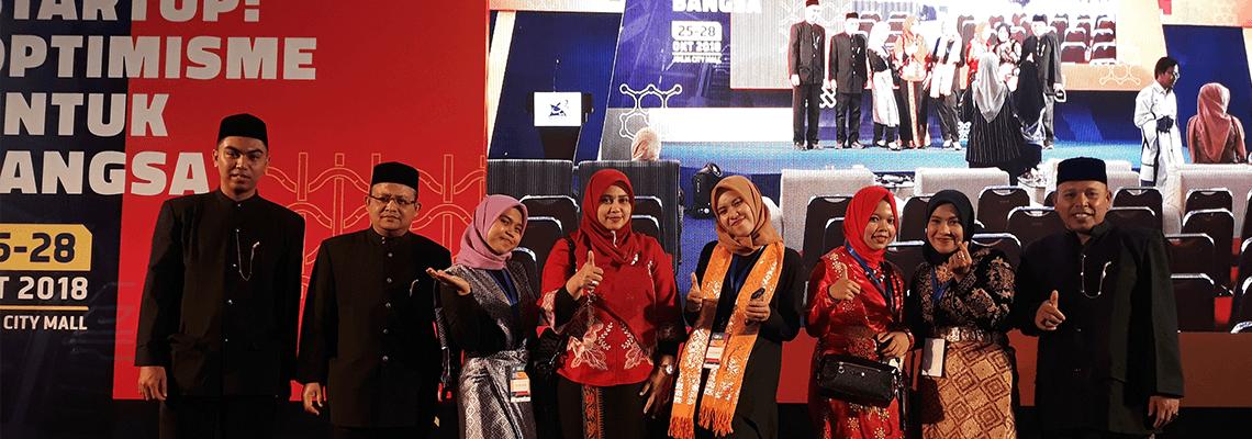 Inovator Inovasi Indonesia Expo 2018, Yogyakarta