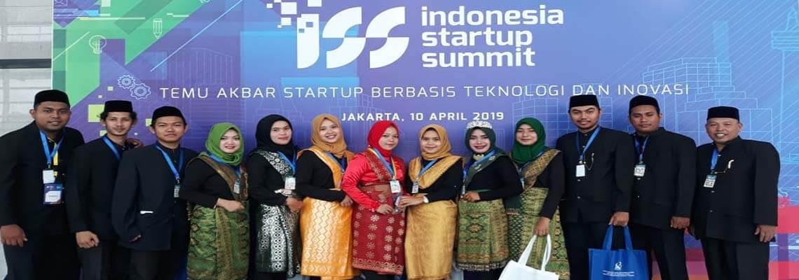 Indonesia Startup Summit 2019, JIExpo Kemayoran